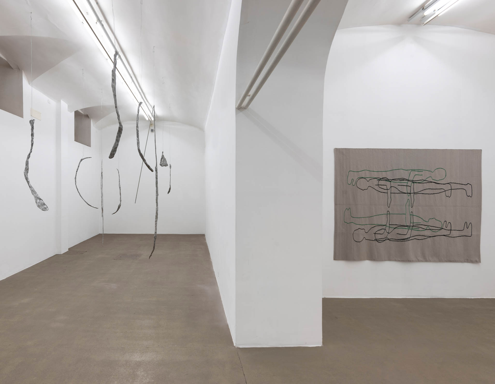 Maybe it can be different installation view; photo Giorgio Benni