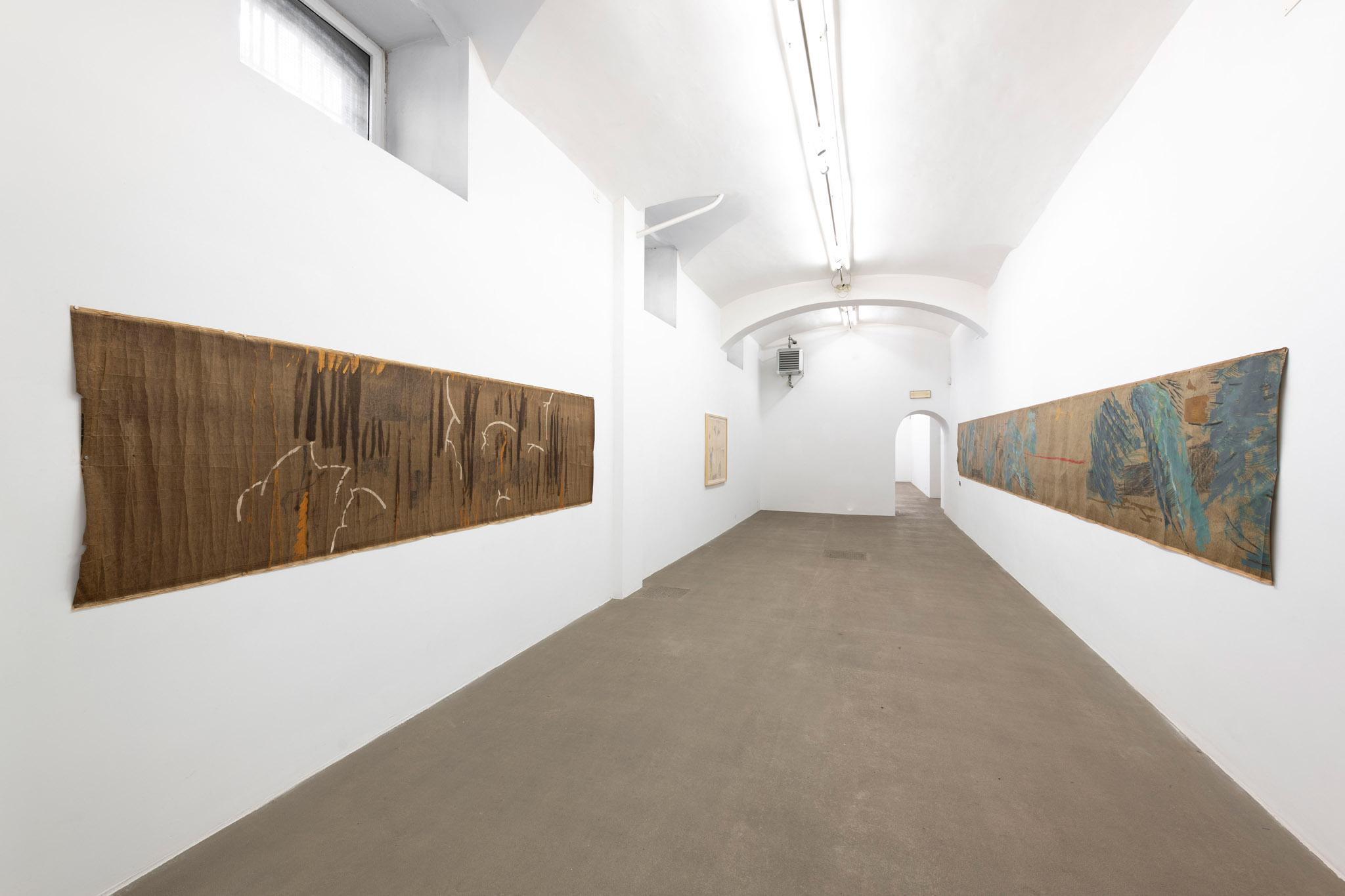 La camera bianca  Installation view; foto: Giorgio Benni