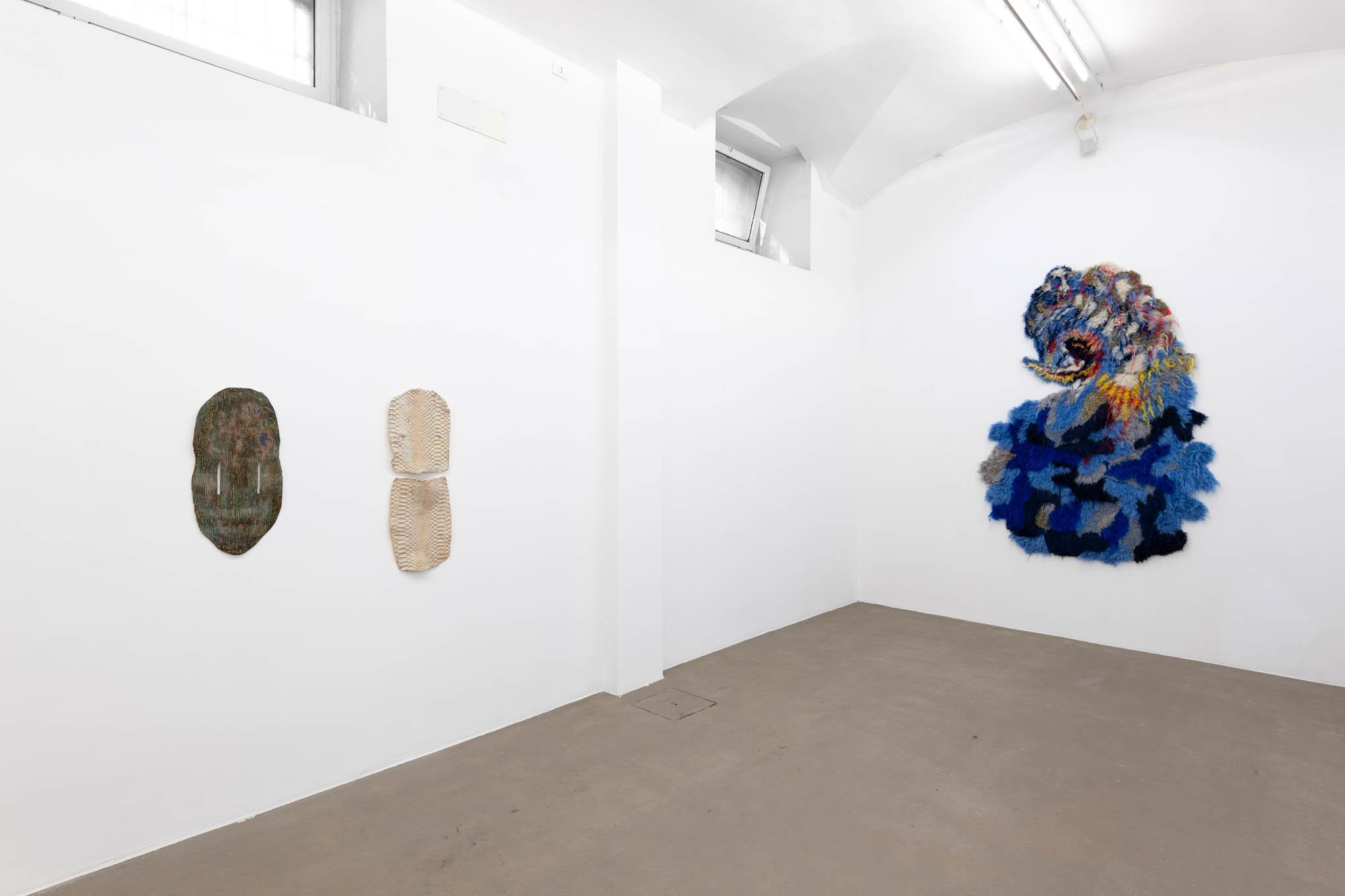 Permanente installation view; foto Giorgio Benni