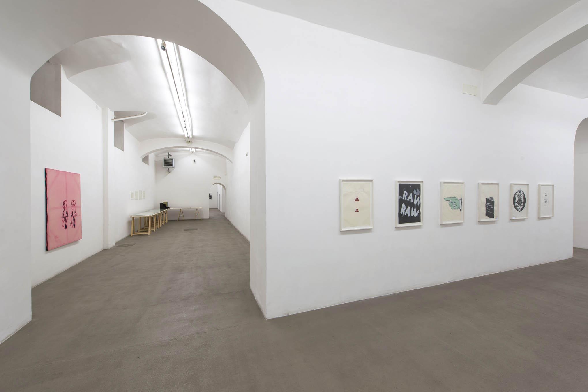 13. Consequences installation view at Fondazione Giuliani, Rome, 2015, photo Giorgio Benni
