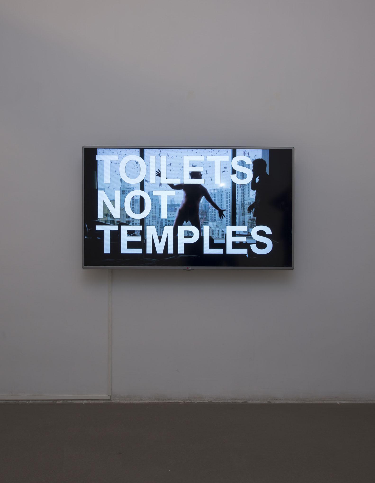 Fiction is a Terrible Enemy Installation view; photo Giorgio Benni
