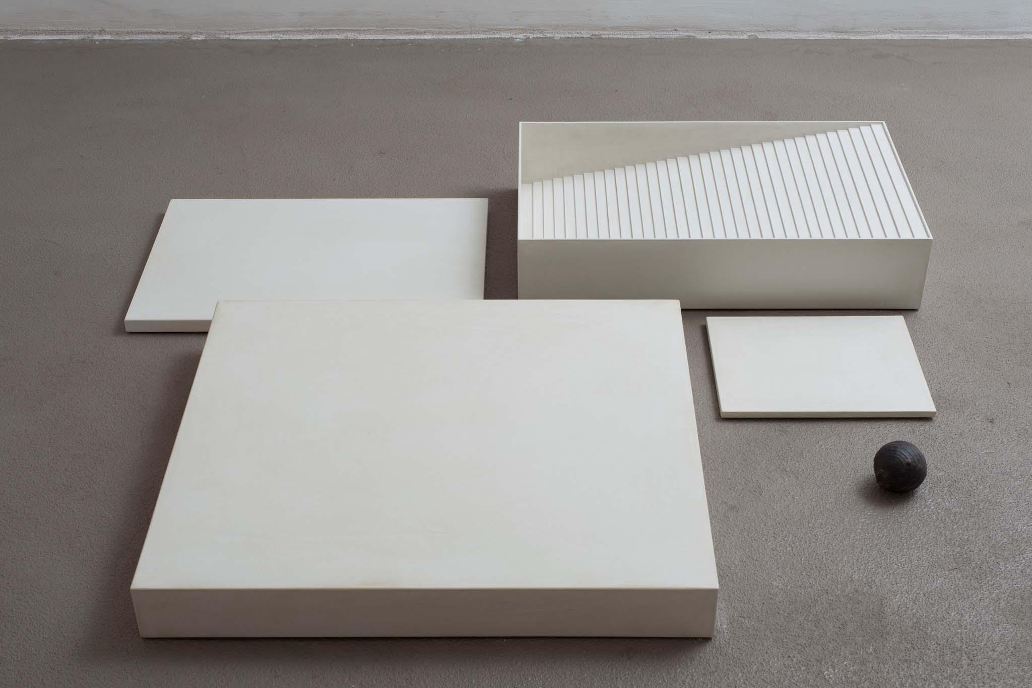 Haris Epaminonda Untitled #19 t/f, 2014  Courtesy Galleria Massimo Minini and the artist