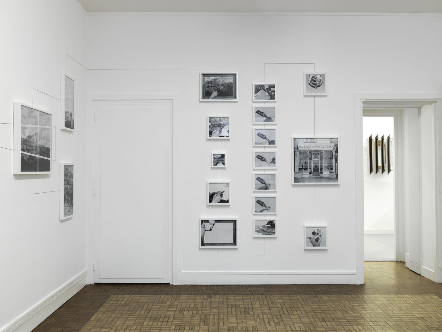 Despite Our Differences installation view, photo André Morin