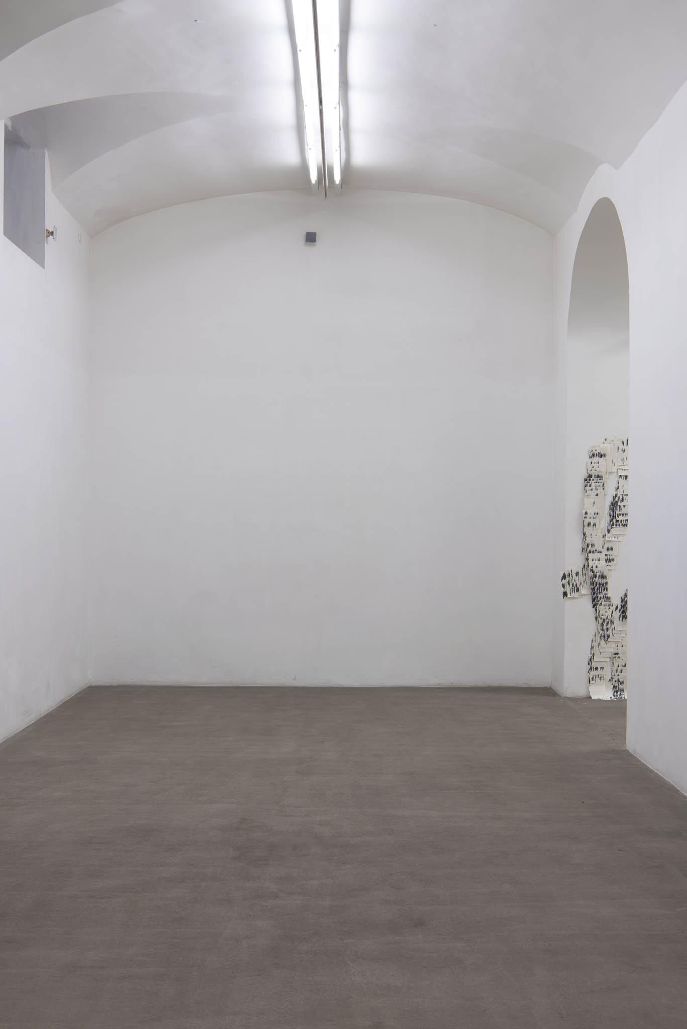 2.Stamen Papers Installation view, Roma, 2016, foto Giorgio Benni