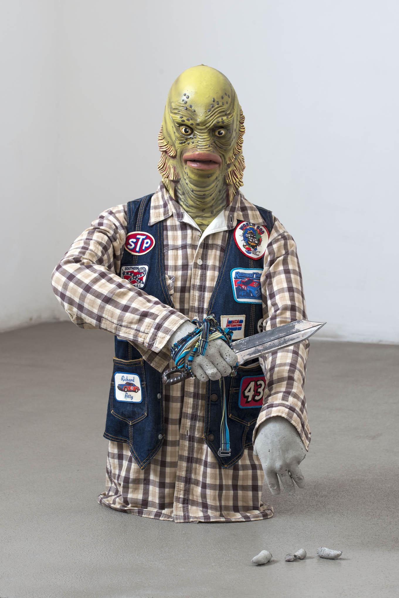 20. Jay Heikes Our Frankenstein (top), 2015