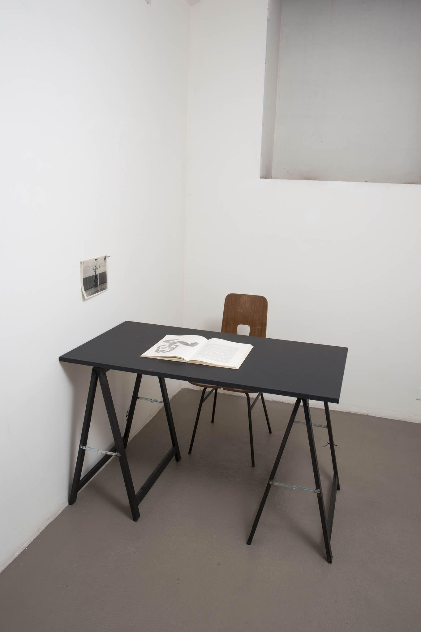 24. Consequences installation view at Fondazione Giuliani, Rome, 2015, photo Giorgio Benni