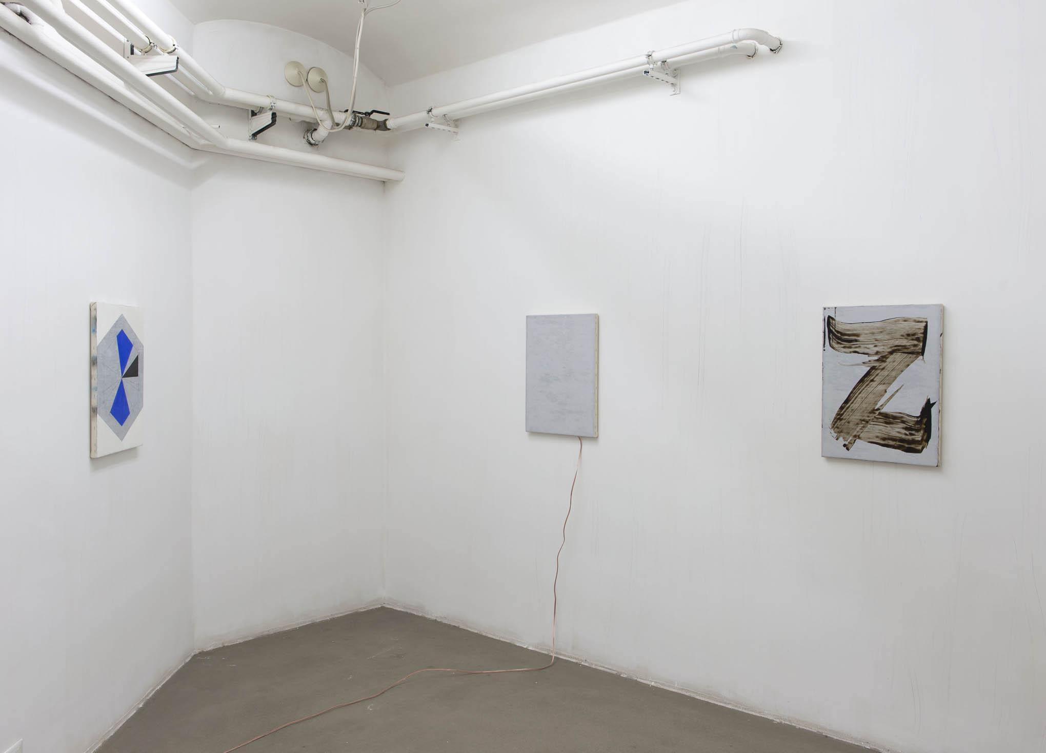 27. Consequences installation view at Fondazione Giuliani, Rome, 2015, photo Giorgio Benni