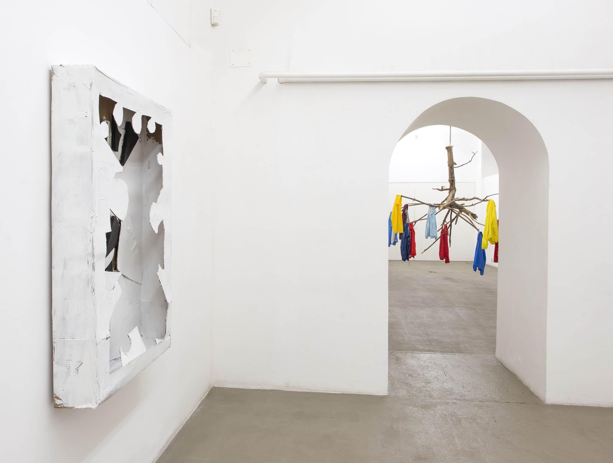 4. Consequences installation view at Fondazione Giuliani, Rome, 2015, photo Giorgio Benni