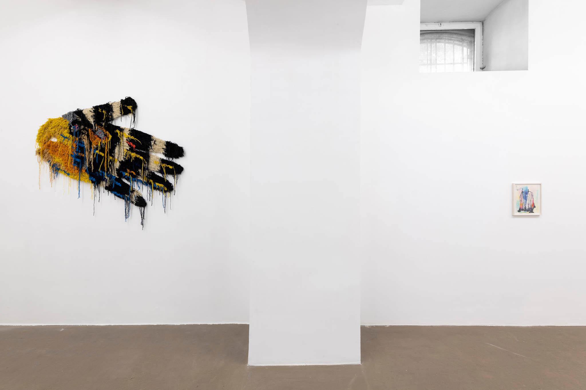Permanente Installation view. Foto Giorgio Benni