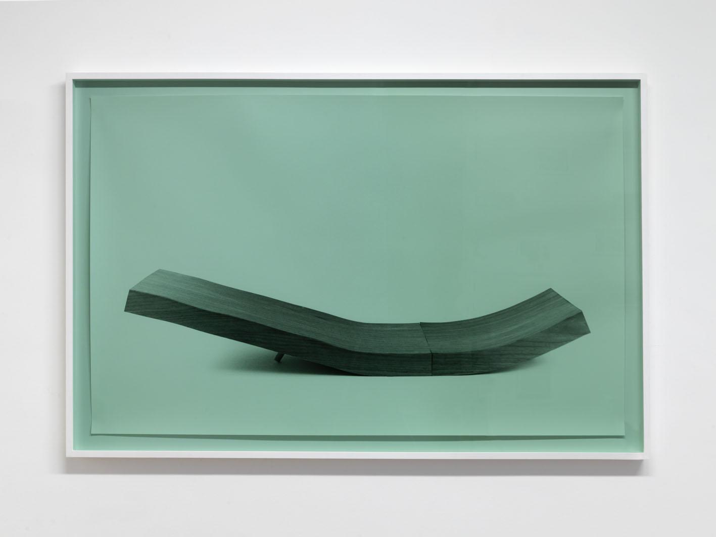 Becky Beasley Figure (Part 2), 2008