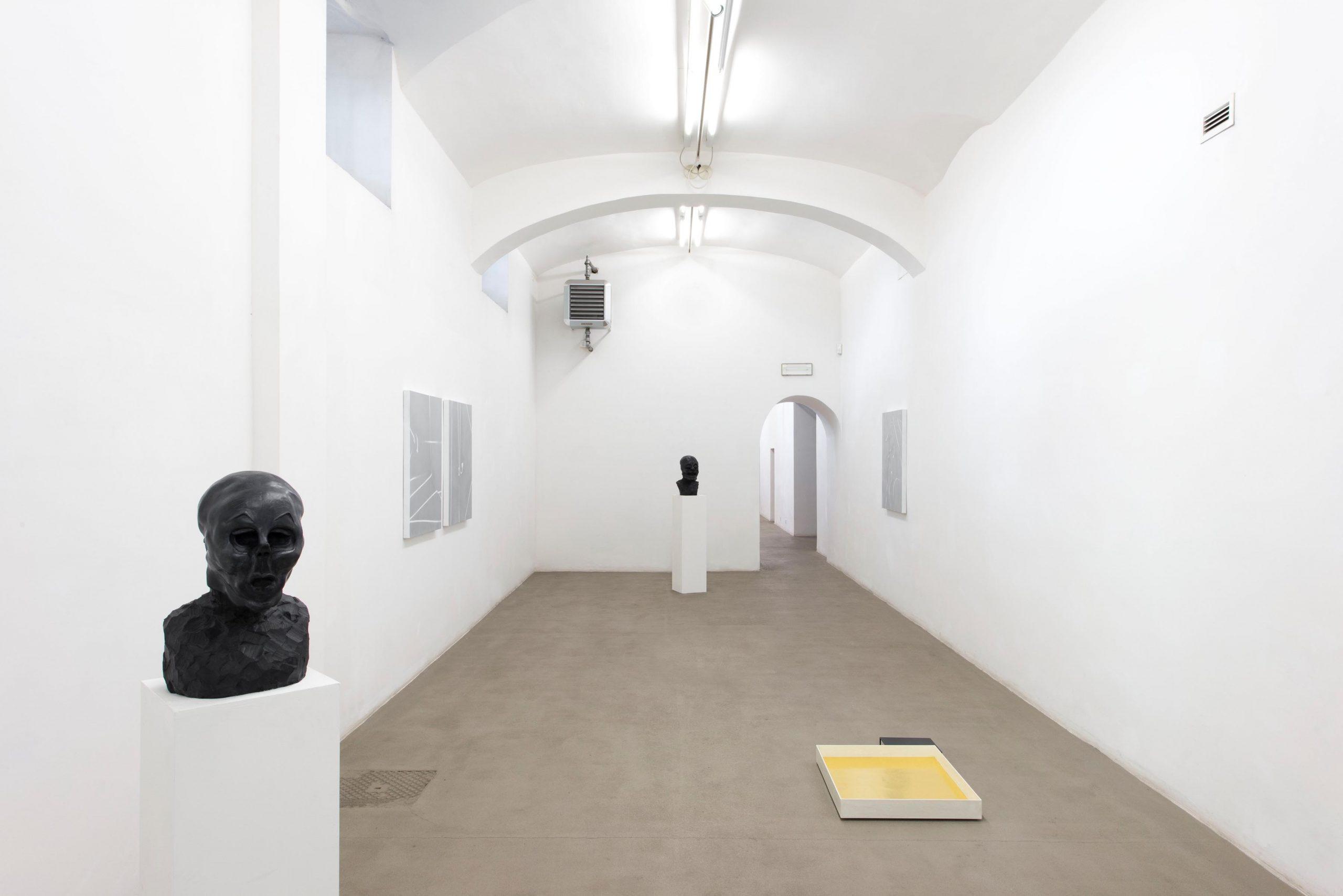 Beauty Codes (order/disorder/chaos) Installation view at Fondazione Giuliani, Rome, 2015 photo Giorgio Benni