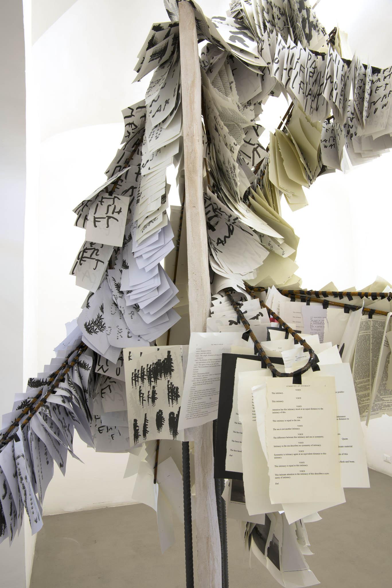 9.Stamen Papers Installation view, Roma, 2016, foto Giorgio Benni