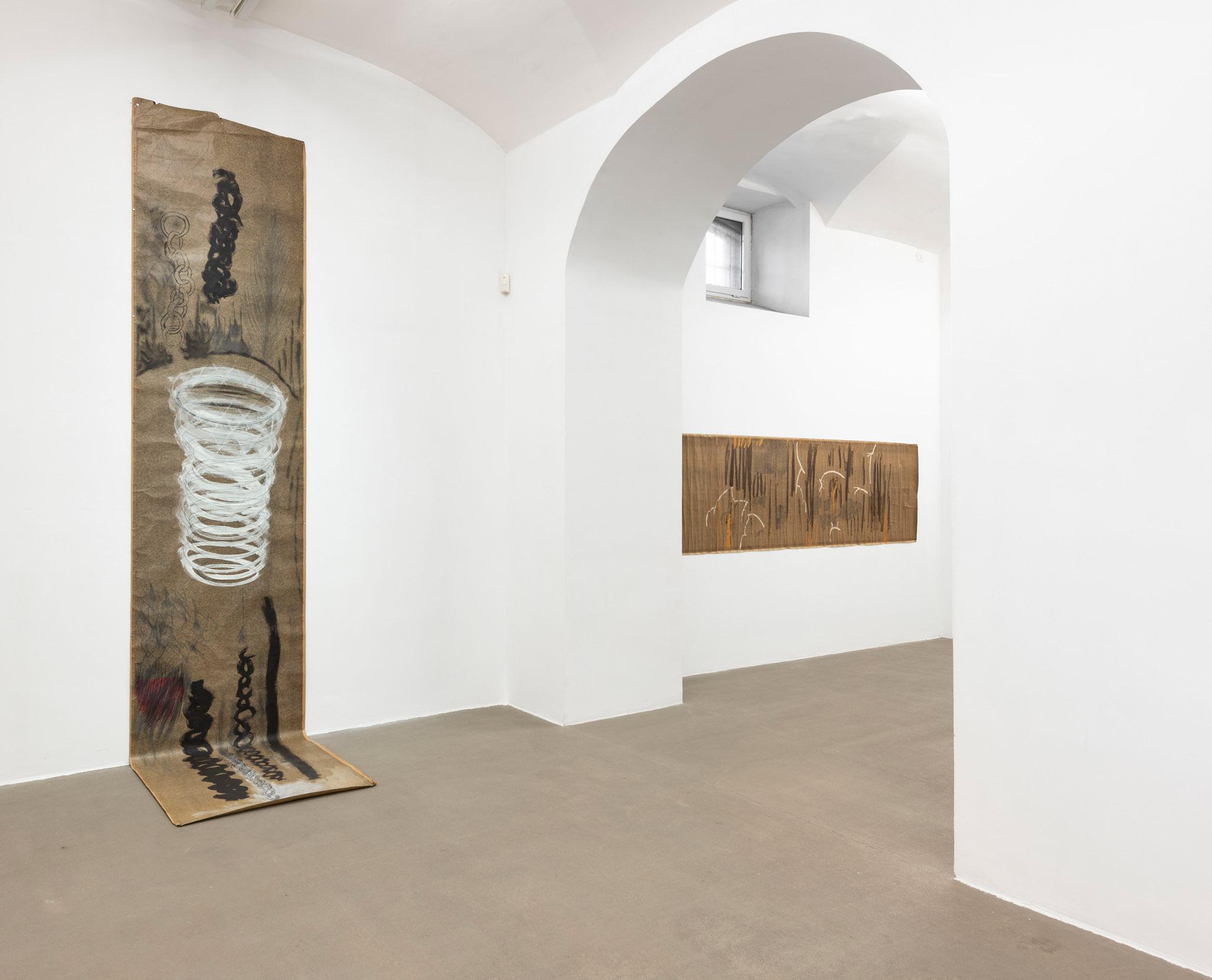 La camera bianca  Installation view ; foto: Giorgio Benni